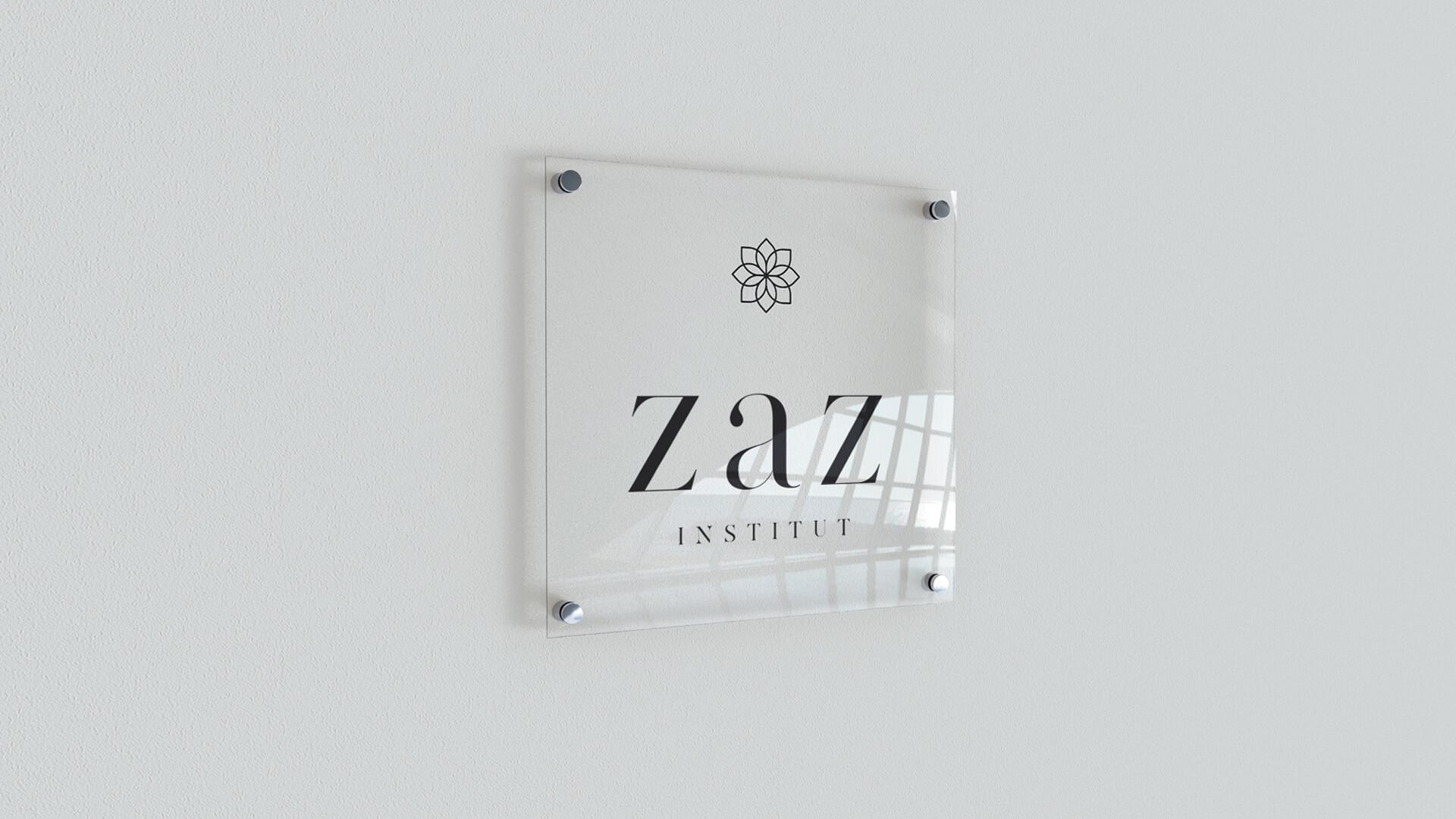 my-and-graphiste-freelance-marseille-zaz-institut-logo-plaque