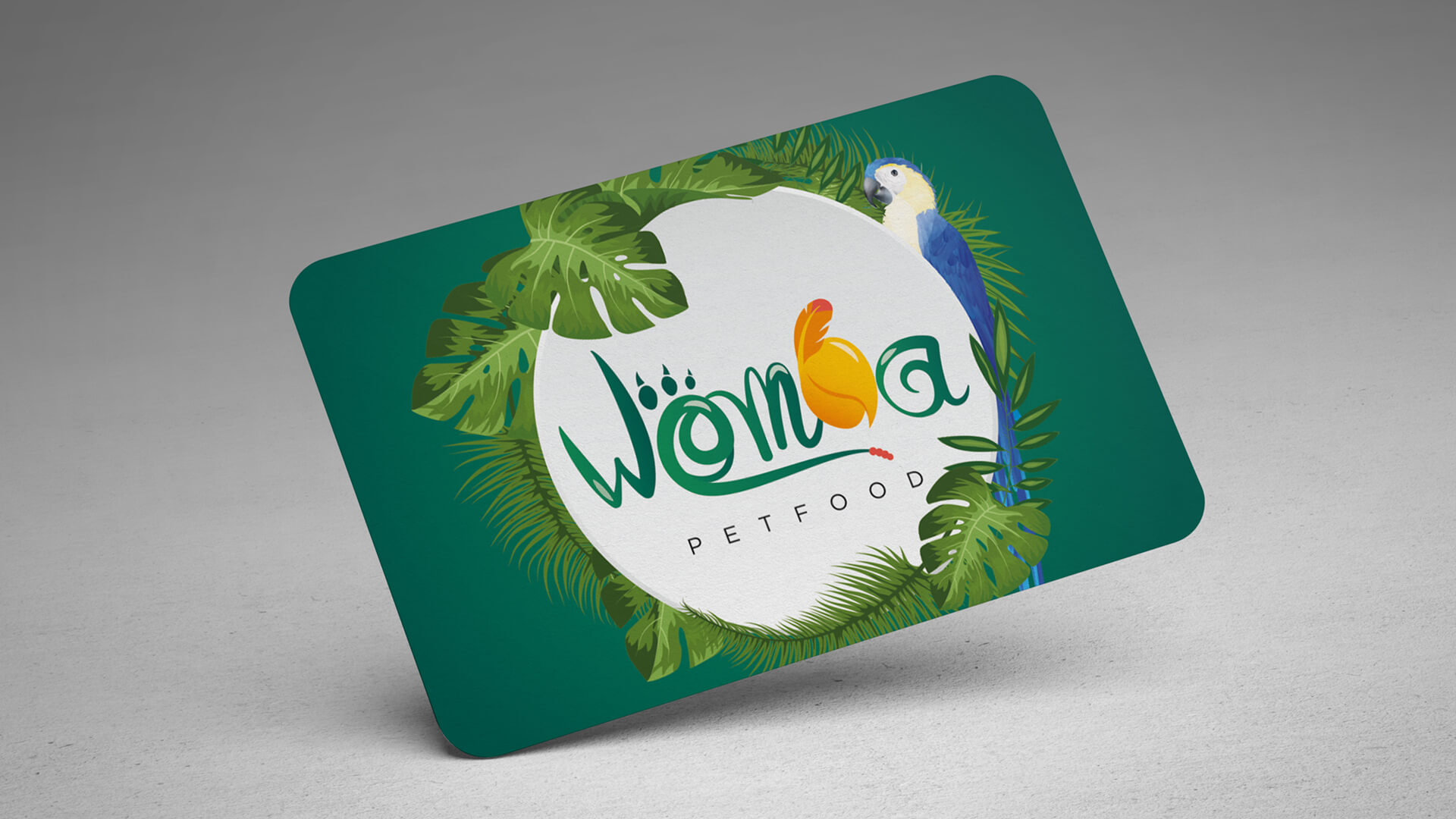 my-and-graphiste-freelance-marseille-womba-petfood-carte-de-visite-recto